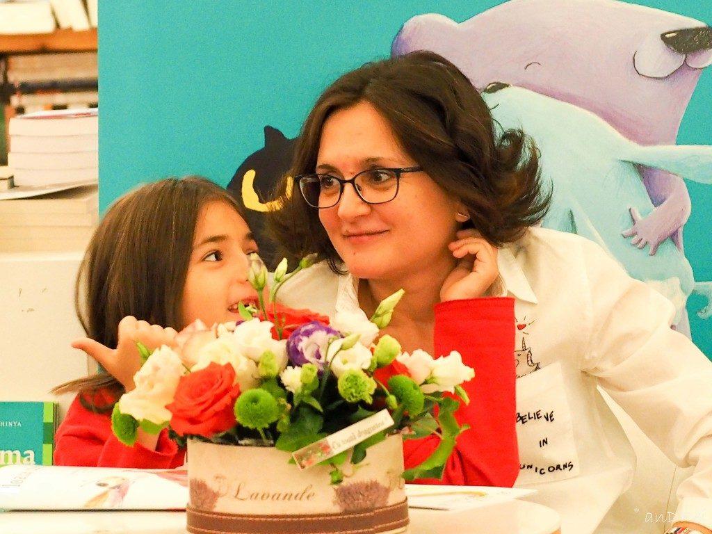 Andreea Iatagan - autor de cărţi pentru copii