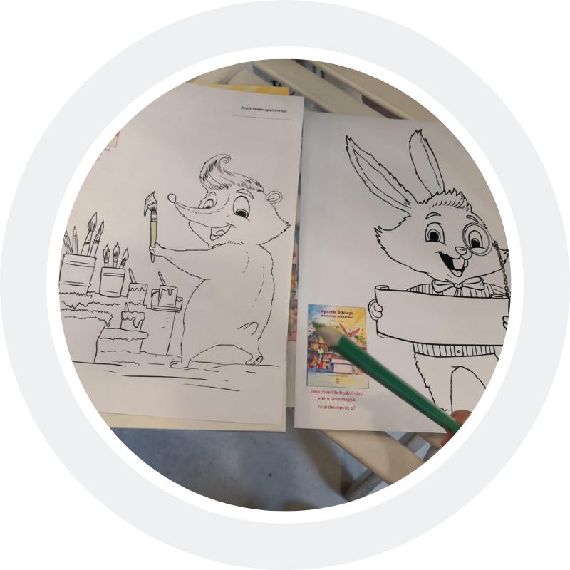 ateliere de lectura in scoli si gradinite Andreea iatagan carti pentru copii povesti pentru copii